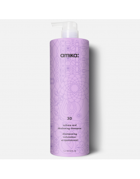 3D volume and thickening shampoo 33.8oz